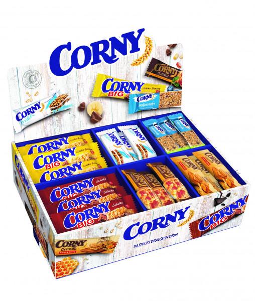 Corny Bestseller-Box, 69 Riegel