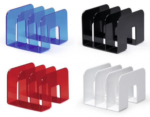 """Katalogsammler """"Trend"""" von Durable für Kataloge, Zeitschriften und Prospekte in verschiedenen Farben."""