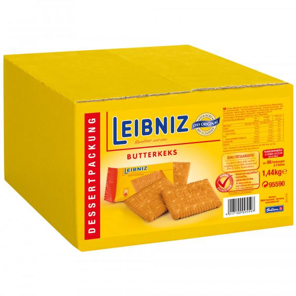 Leibniz Butterkeks 3er Pack, 96 Stück