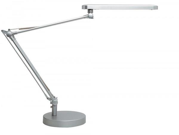 Stylische Schreibtischlampe in der Farbe Grau 639559