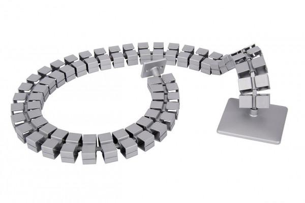 Praktische Kabelkette zur Befestigung an Tischgestellen 83637