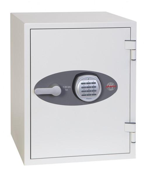 Feuer- & Einbruchschutzsafe mit elektronischen Tastenschloss