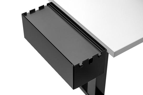 Schreibtisch Multibox Größe L - HxBxT: 10,5 x 60,3 x 12,3 cm