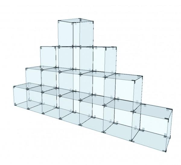 Glaspyramide_28026
