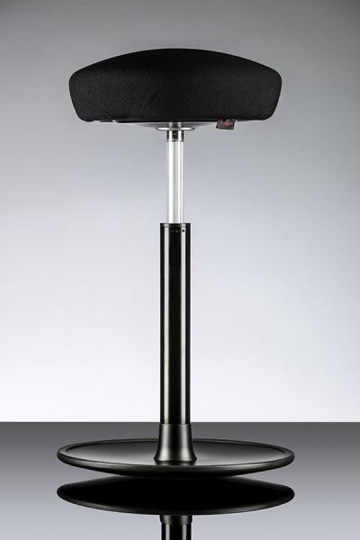 Stehhilfe Hocker Activity, schwarz, 58 - 82 cm