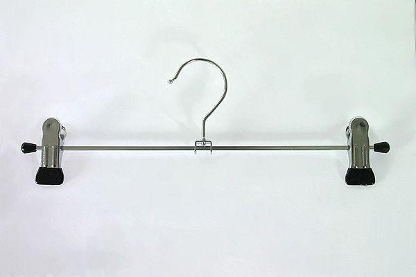 Metallbügel mit praktischen Klammern für optimalen Halt 12130