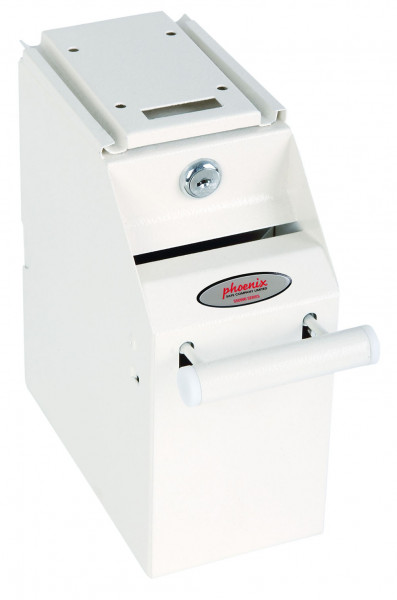 Deposittresor Phoenix SS0991KD eignet sich bestens für die sichere Aufbewahrung von Geldscheinen im Einzelhandel