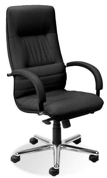 Hochwertiger Bürostuhl mit ergonomisch geformter Rückenlehne 84100