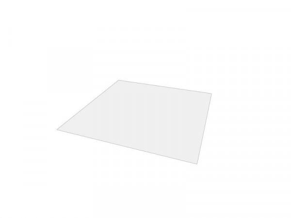 Glasscheibe für Steckvitrinen 28500