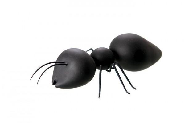 Dekorative Ameise aus Kunststoff 11714