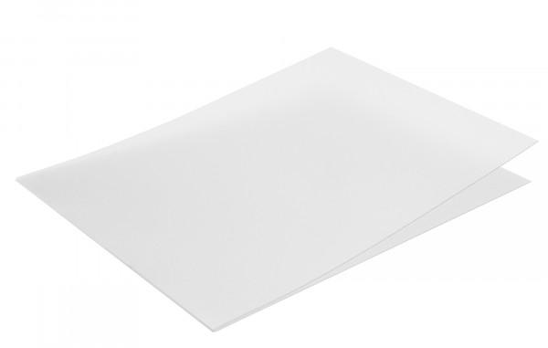 Transparente Plakattasche U-Typ