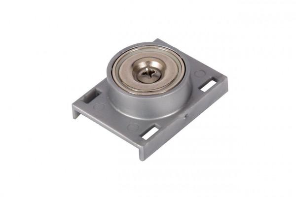Magnet zur Befestigung von Kabelketten am Tischgestell 83639