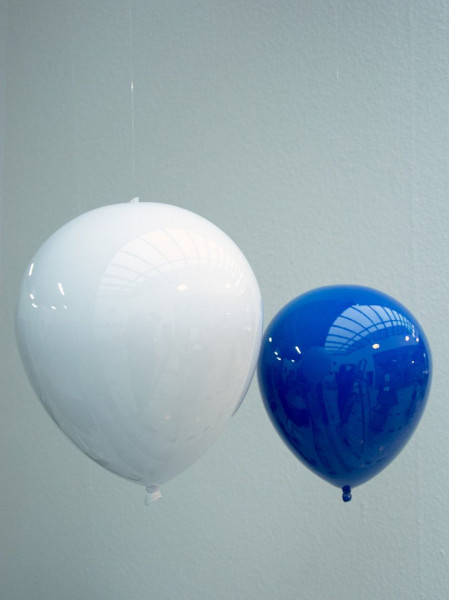 Dekorative Luftballons aus Kunststoff 11783