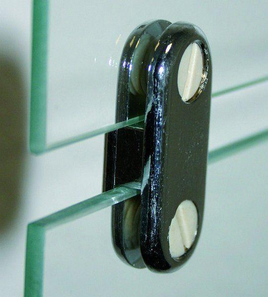 Gerader Glasverbinder 28553