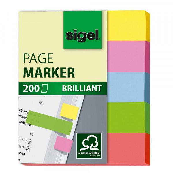 614056_a_sigel_haftmarker_brillant_gelb_pink_blau_gruen_orange2x5mm_2_streifen_64HN625_1.jpg