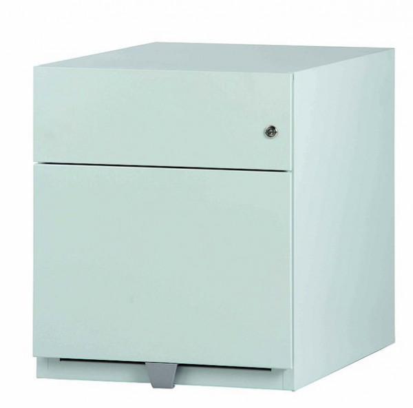 Rollcontainer mit abschließbarer Schublade und Hängeregistratur 88502