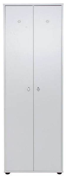 Stabiler Holzspind mit zwei Türen aus eigener Produktion 73201