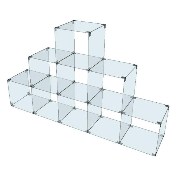 Glaspyramide_28002