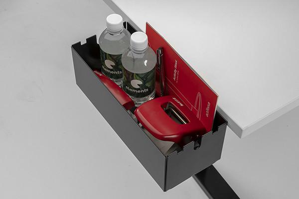 Schreibtisch Multibox Größe S - HxBxT: 10,5 x 30,3 x 12,3 cm