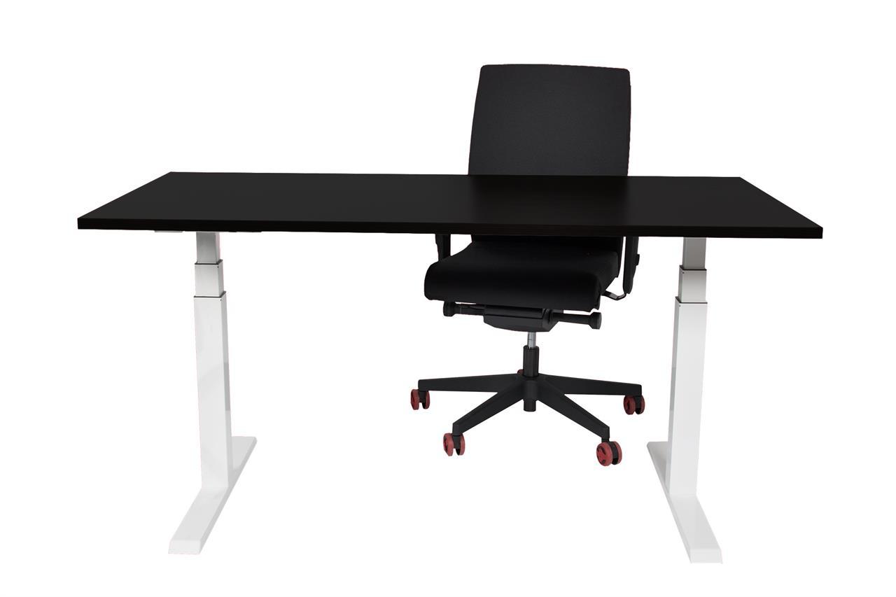 Elektrisch Höhenverstellbarer Schreibtisch Gebraucht 2021