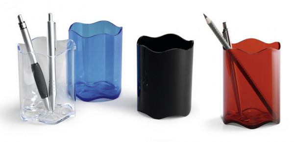 Stifteköcher von Durable in verschiedenen Farben für den Schreibtisch