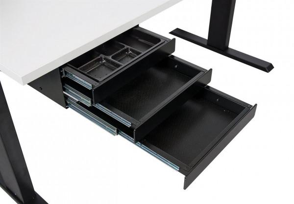 Schubladenbox mit drei ausziehbaren Schubladen 83660