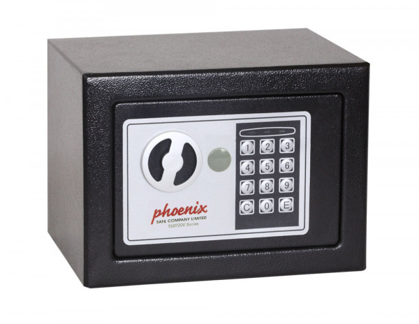 Einbruchschutztresor Phoenix Compact Home Office Safe SS0721E Security